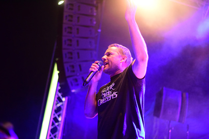 Die 1990er sterben nie - Ugly Kid Joe: Bilder vom Trebur Open Air 2017