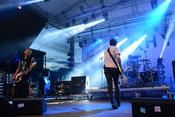 Itchy: Bilder der Punkrocker live beim Trebur Open Air