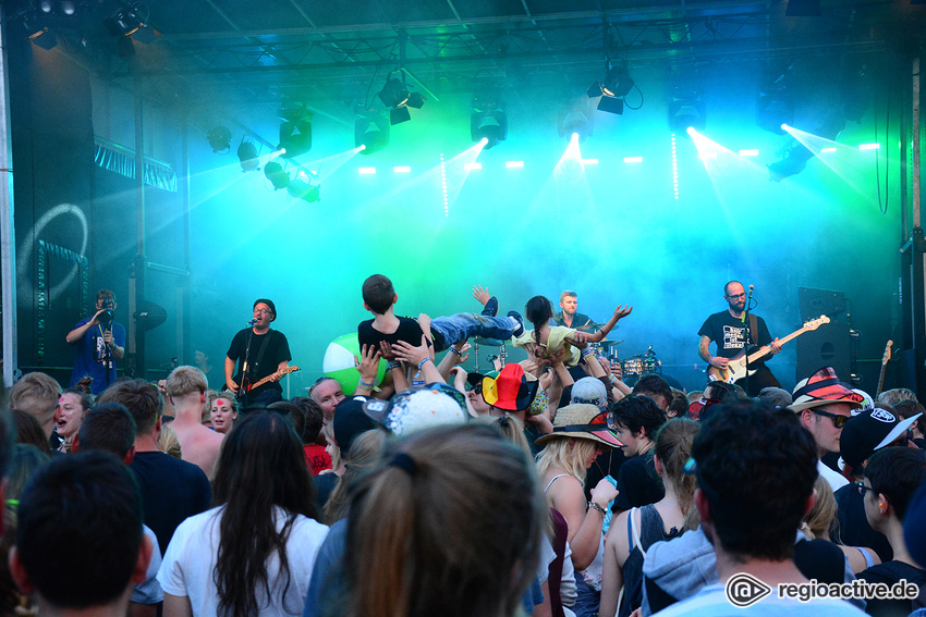 Elfmorgen (live beim Trebur Open Air, 2017)