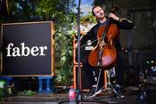 Kein Blatt vorm Mund: Live-Bilder von Faber beim Trebur Open Air 2017