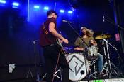 Grey Fries: Live-Bilder beim Trebur Open Air 2017