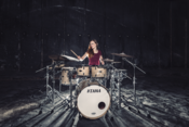Tama Drum Clinic 2017 in Kassel mit Anika Nilles