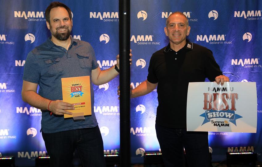 """LD Systems gewinnt """"Best In Show""""-Award der Summer NAMM 2017"""