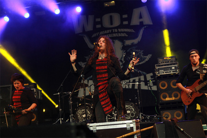 Tradition und Härte - E-An-Na: Live-Bilder der Folk-Metaller beim Wacken Open Air 2017