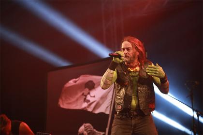 Speed-/Trash-Metal - Rasant: Live-Bilder von Flotsam and Jetsam beim Wacken Open Air 2017