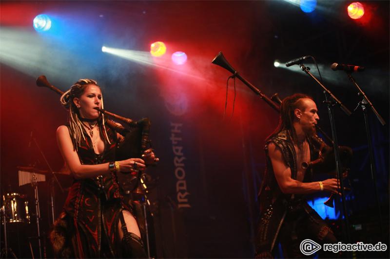 Irdorath live auf dem Wacken Open Air, 2017