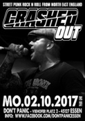 Crashed Out - Streetpunk Rock n Roll from North East England