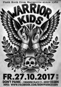 Warrior Kids (Punk und Oi! Legende aus Frankreich)