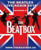 Performed by THE BEATBOX in Berlin, Konzert, 18.01.2018, Ernst-Reuter-Saal - Tickets -