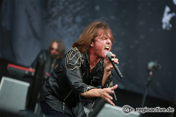 Ohrwurmgefahr - The Final Countdown: Live-Fotos von Europe beim Wacken Open Air 2017