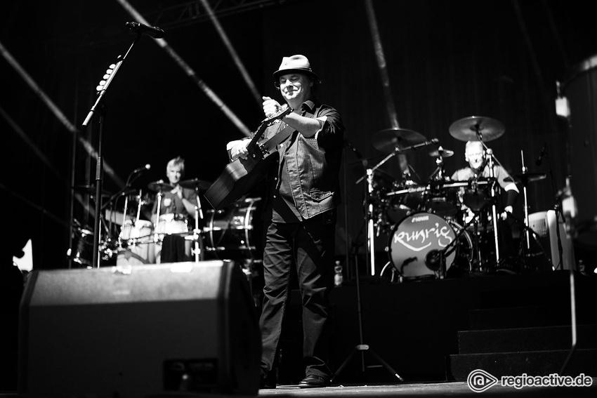Runrig (live in Schwetzingen, 2017)