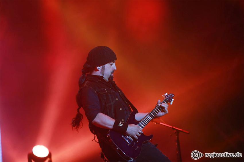 Volbeat live auf dem Wacken Open Air, 2017