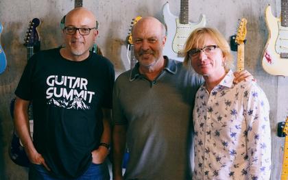 """Der Motor ist die Leidenschaft fürs Instrument - """"Das Event soll der Szene helfen"""": Interview zur Premiere des Guitar Summit in Mannheim"""