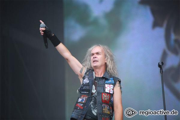 Grave, Digger! - Heavy Metal: Live-Bilder von Grave Digger beim Wacken Open Air 2017