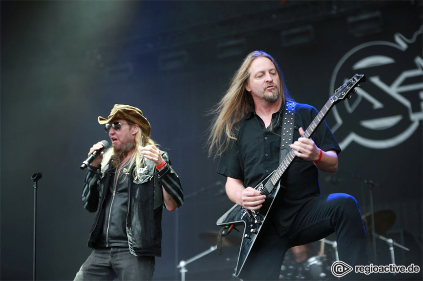 Sanctuary live auf dem Wacken Open Air, 2017