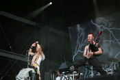 Fotos von Saltatio Mortis' Totentanz beim Wacken Open Air 2017