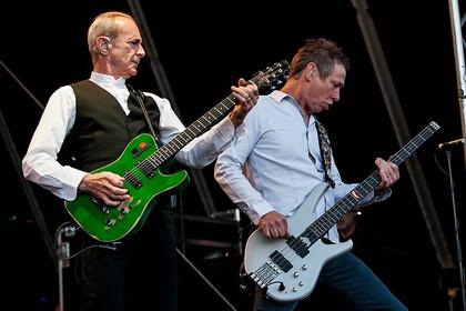 Boogie-Rock - Zeltfestival Rhein-Neckar 2019 in Mannheim bestätigt Status Quo (Update!)