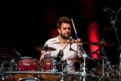Boogie-Time: Fotos von Status Quo live bei Musik im Park in Schwetzingen