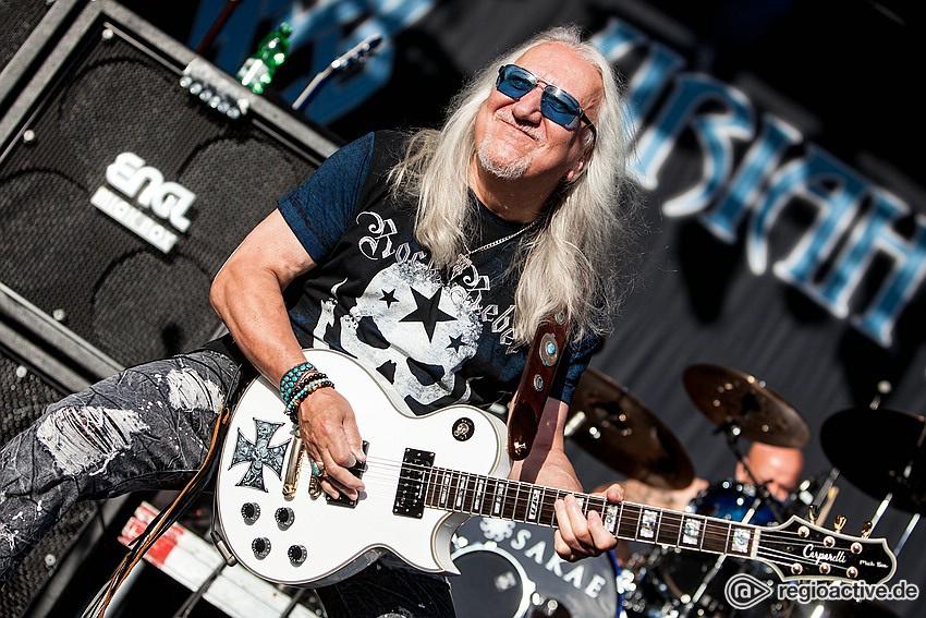 Uriah Heep (live in Schwetzingen 2017)
