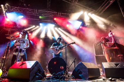 Multi-Instrumentalisten - Mit Herzblut: Live-Bilder von Bukahara beim Sound of the Forest Festival 2017