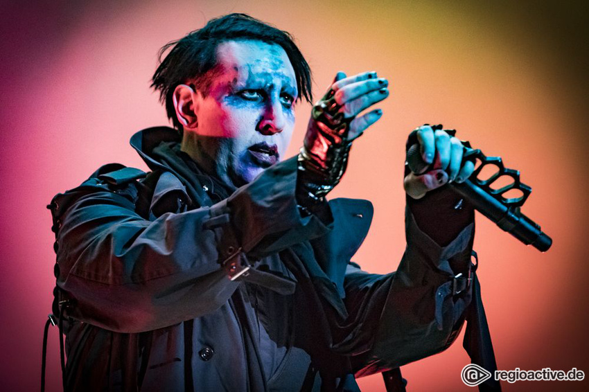 Marilyn Manson (live beim Wacken Open Air, 2017)