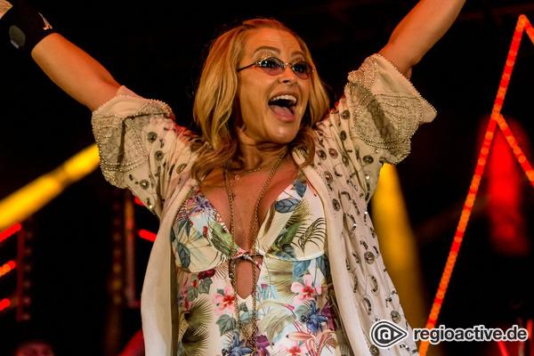 Rock-Röhre - Powerpaket: Live-Fotos von Anastacia beim Da Capo Festival 2017 in Alzey