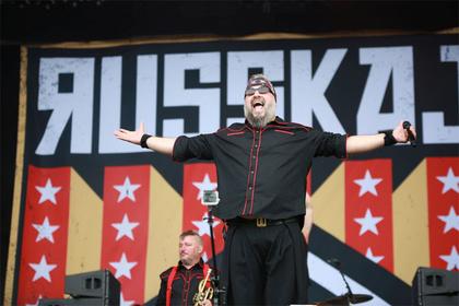 Polkatastisch - Russkaja: Bilder der Crossover-Polka-Band live beim Wacken Open Air 2017