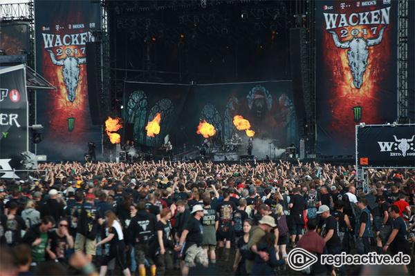 Die Metal Gods sind gnädig - Wacken Open Air 2018 mit Judas Priest, Tickets weiterhin erhältlich