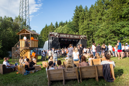 Der Wald ruft - Zurück ins Auenland: So war das Sound of the Forest 2017