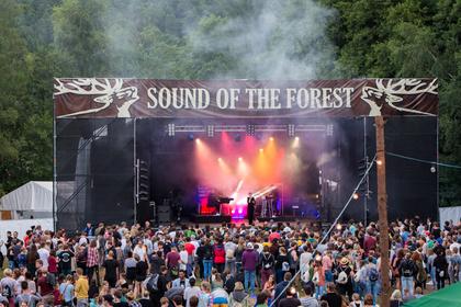 Ab ins Grüne - Das Sound of the Forest Festival 2018 wird 10 Jahre alt und bucht die ersten Bands