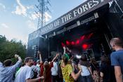 Impressionen vom Freitag und Samstag beim Sound of the Forest Festival 2017