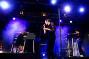 100%: Bilder von Hundreds beim Sound of the Forest Festival 2017