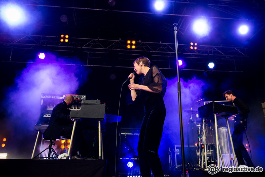 Hundreds (live beim Sound of the Forest, 2017)