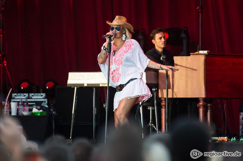 Sarah Connor (live in Schwetzingen, 2017)