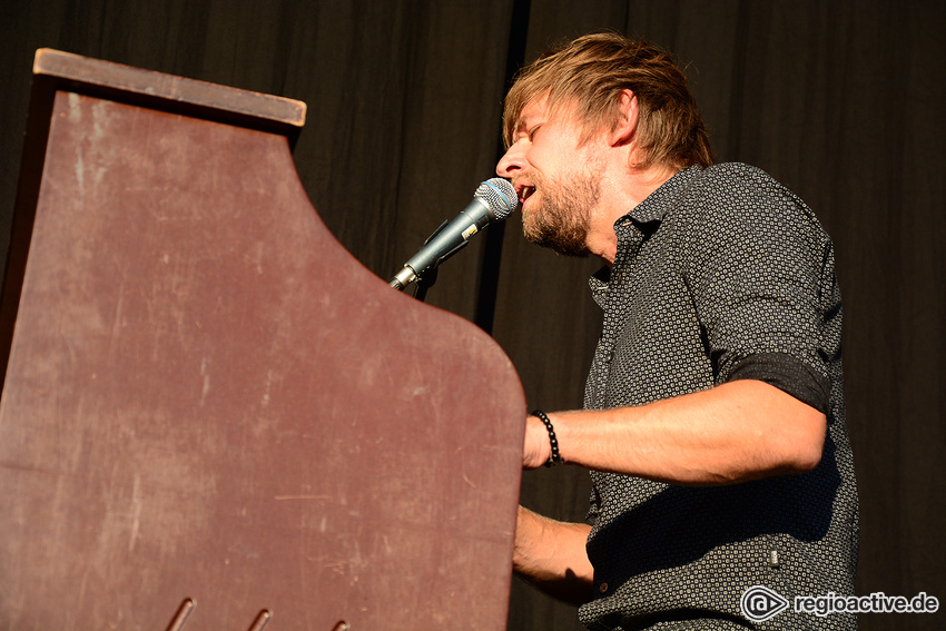 Johannes Falk (live in Schwetzingen, 2017)