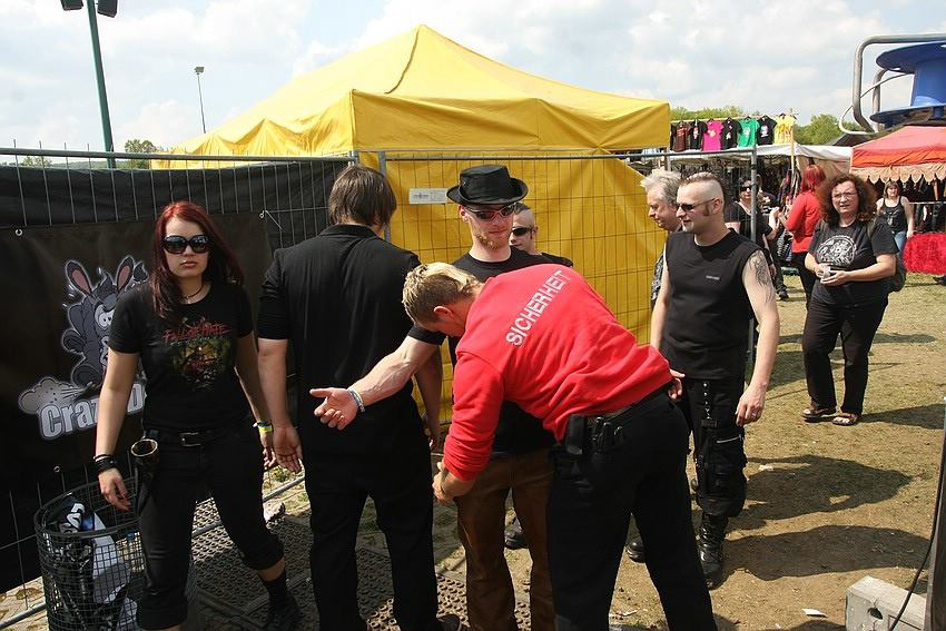 Erhöhte Sicherheitsmaßnahmen bei Konzerten: Gerechtfertigt oder nicht?