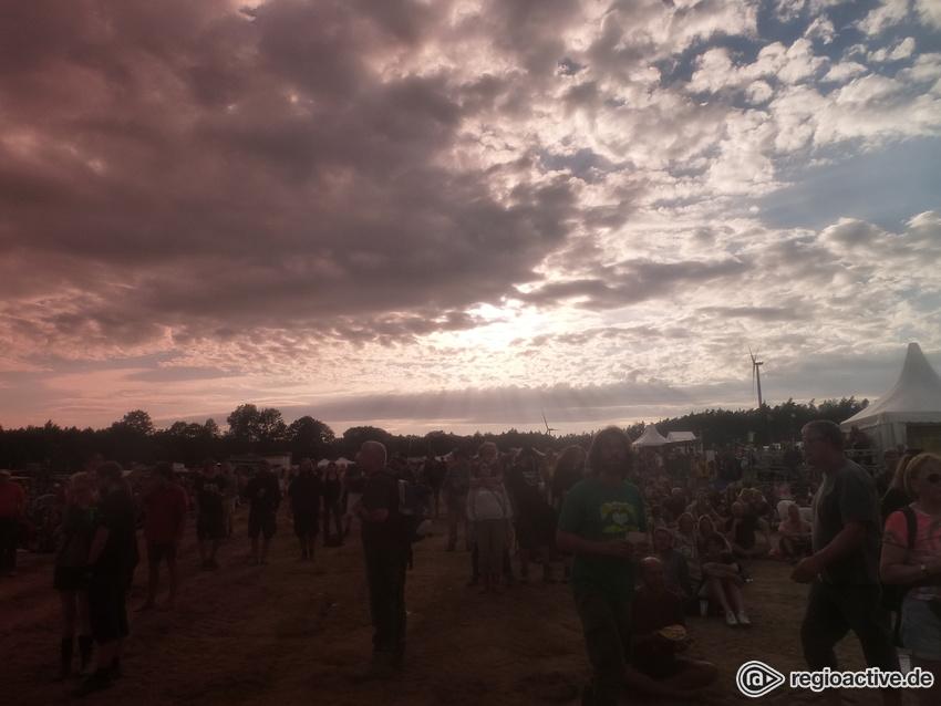 Impressionen vom Burg Herzberg Festival 2017