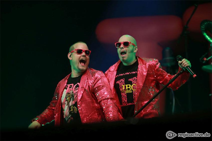 JBO live auf dem Wacken Open Air, 2017