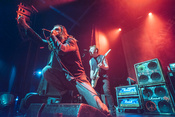 Live-Bilder von While She Sleeps als Support von Architects in Wiesbaden