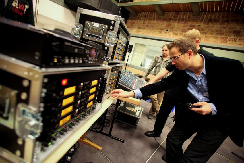 Sennheiser Sound Academy - Drei neue HF-Kurse im September 2017