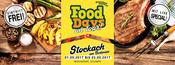 FOOD DAYS Stockach - die Streetfood Tour 2017