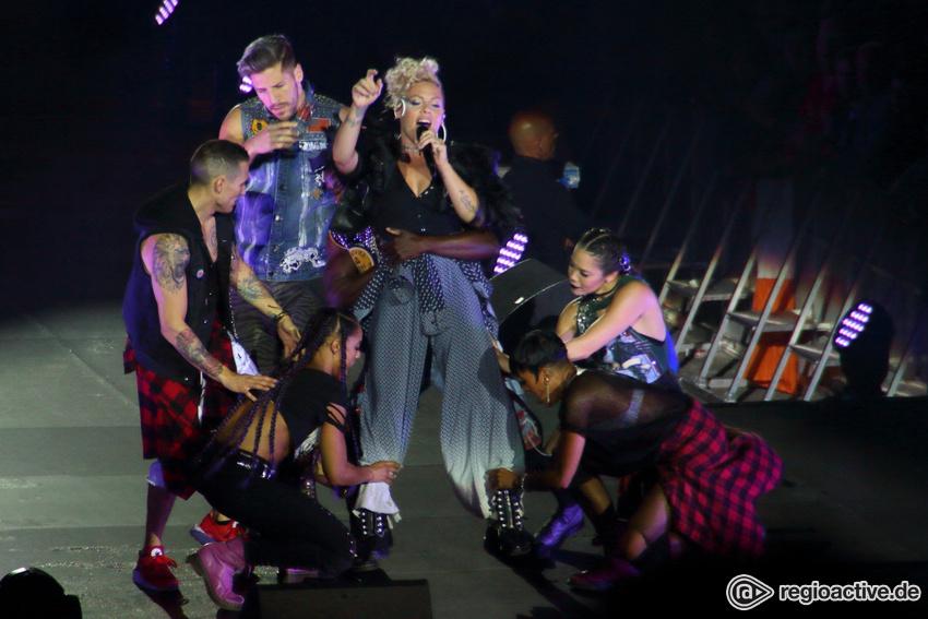 P!NK (live in Berlin, 2017)