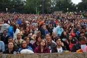 Live-Fotos von James Gillespie als Support von P!nk in Berlin