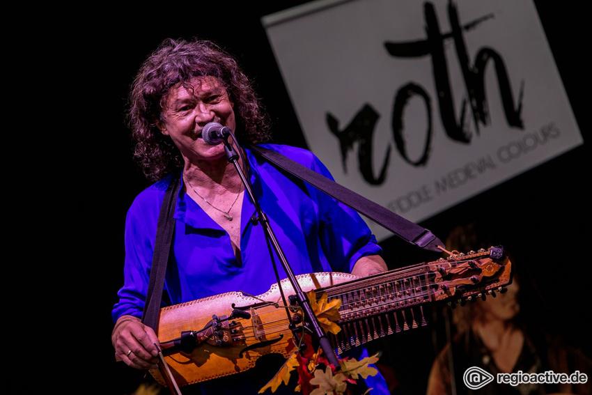 Roth Keyfiddle Journey (live in Hanau 2017)