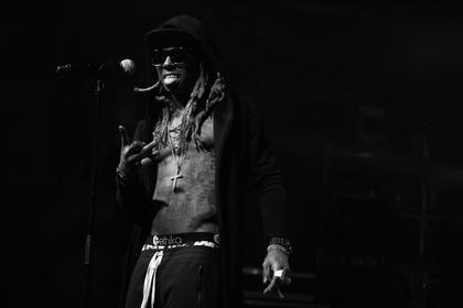 Gangsta's Paradise - Schall und Rauch: Live-Fotos von Lil Wayne im LKA Longhorn Stuttgart