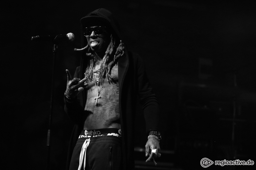 Lil Wayne ( Live in Stuttgart, 2017 )