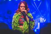 Kate Nash: Live-Bilder der Sängerin aus dem Frankfurter Zoom