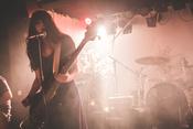 Live-Bilder von Skating Polly als Opener von Kate Nash live in Frankfurt