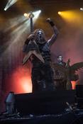Powerwolf: Live-Fotos der Rocker auf dem Summer Breeze 2017