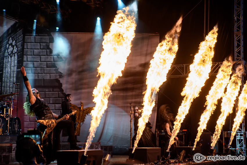 Powerwolf (live auf dem Summer Breeze, 2017)